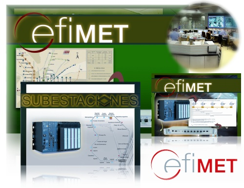 CEFIMET is the most quick, secure, integrated and configurable protection system for parallel-substation interlocking in the railway sector.