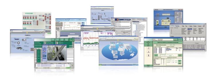 CEFIsnmp usa estándares de mercado, tales como el OPC y el XML, permitiendo integrar sistemas SNMP en sistemas SCADA en tiempo real. La compatibilidad XML permite independizar la plataforma de los clientes mediante el uso de Web Services. Los clientes pueden ser tanto Unix como Windows. CEFIsnmp permite por tanto arquitecturas abiertas