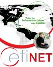Cefinet es el sistema desarrollado por CEFISA para la supervisión remota tanto de estaciones base de telefonía móvil como de grandes salas técnicas.
