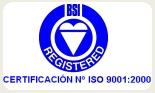 Certificacion CEFISA BSI